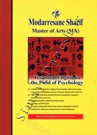 کارشناسی ارشد - زبان تخصصی ویژه رشته روانشناسی