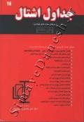 جداول اشتال (پروفیل سازه های فولادی)