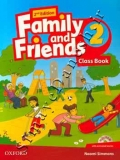 Family and friends 2: class book