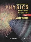 (2014 Fundamentals of PHYSICS - part 2(10th edition