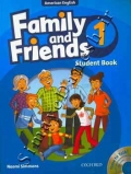 Family and friends 1: student book
