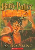 Harry Potter and the goblet fire