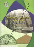 فرهنگ مهندسی ژئوتکنیک (انگلیسی - فارسی)