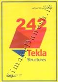 هندبوک جامع 242 اتصال فلزی tekla structures